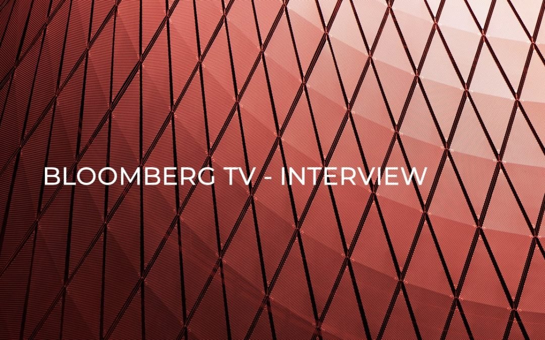 Prosper Global Macro – interview Bloomberg TV, 5 juin 2018